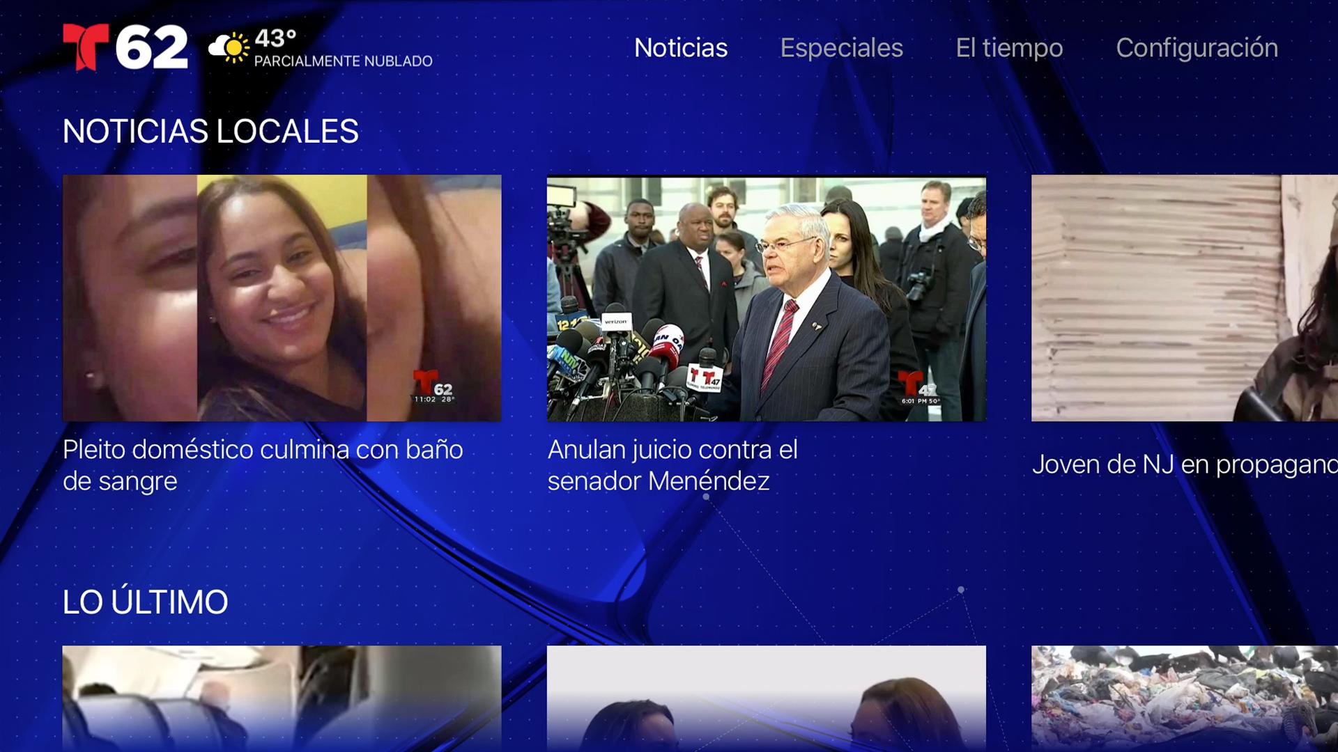 Telemundo62 screenshot 15