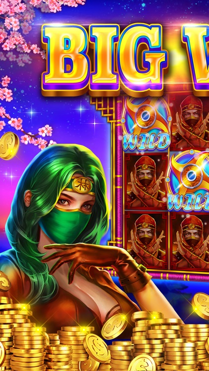Slots Casino™ - Las Vegas Fortune King screenshot-0
