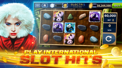 Electri5 Casino Slots! screenshot two