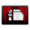 Desktop Curtain