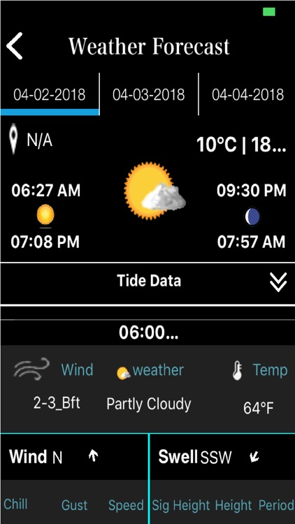 Marine Forecaster screenshot-3