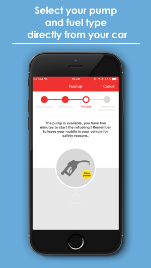 Total Services: Station finder on the App Store