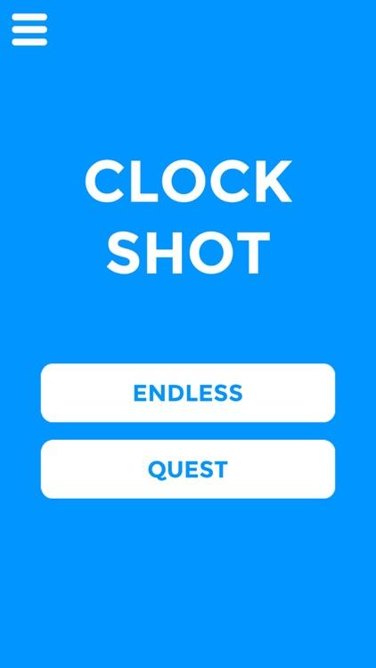 Clock Shot! screenshot-0