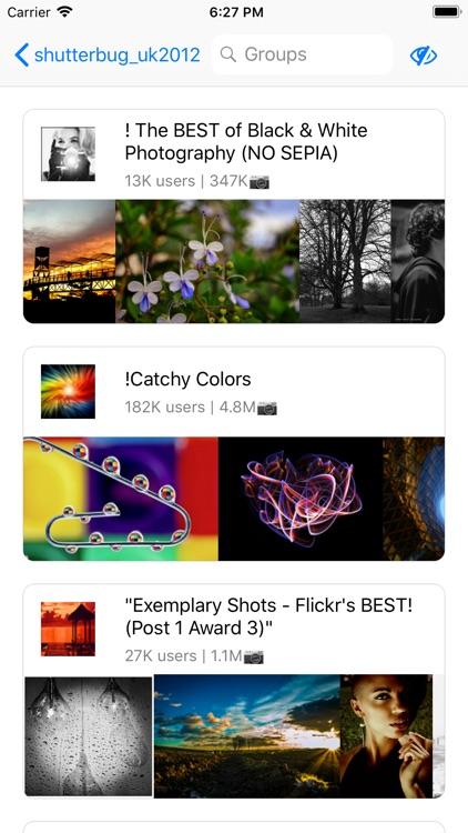 FLExplorer for Flickr screenshot-3