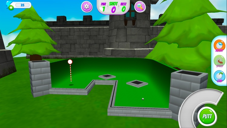 Mini Golf Star 2 screenshot-4