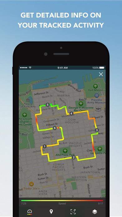 Runtastic Running & Fitness app image
