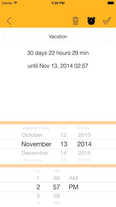 Days Until - Live CountdownScreenshot of 4