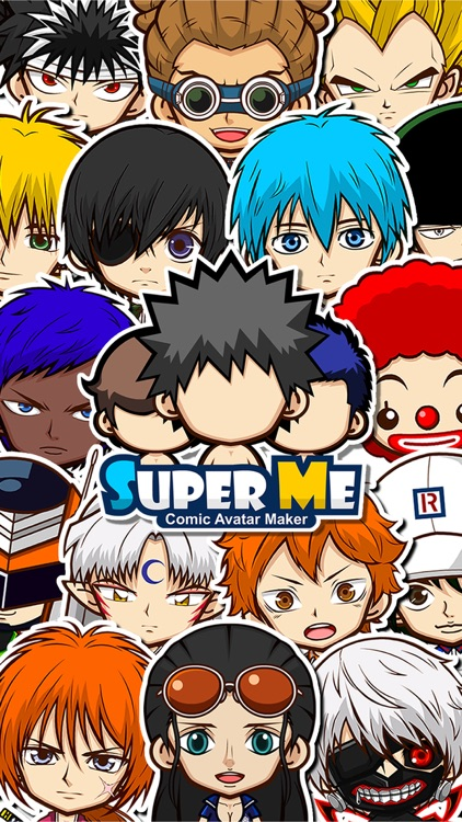SuperMe—Make comic avatar