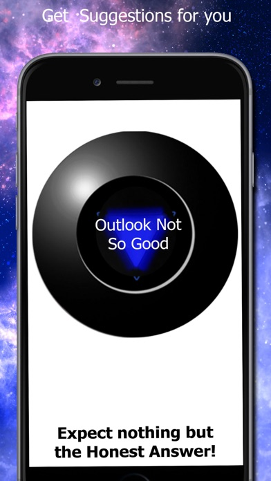 Magic Crystal Ball Answers - App - iOS me
