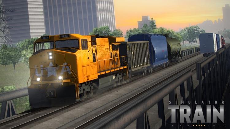 Train Simulator PRO 2018 screenshot-0