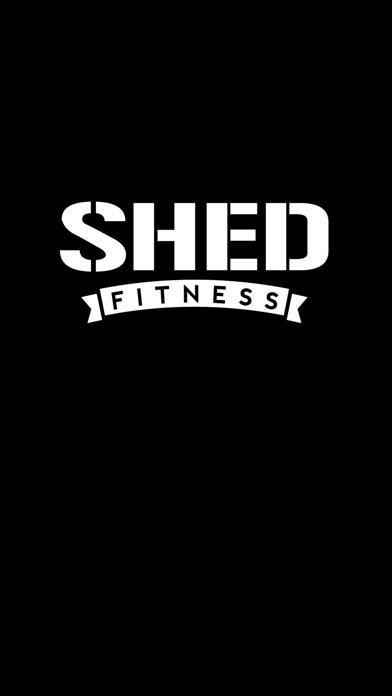 SHED GROUP FITNESS screenshot one
