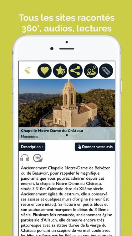 Guide Aix Marseille Provence screenshot-4