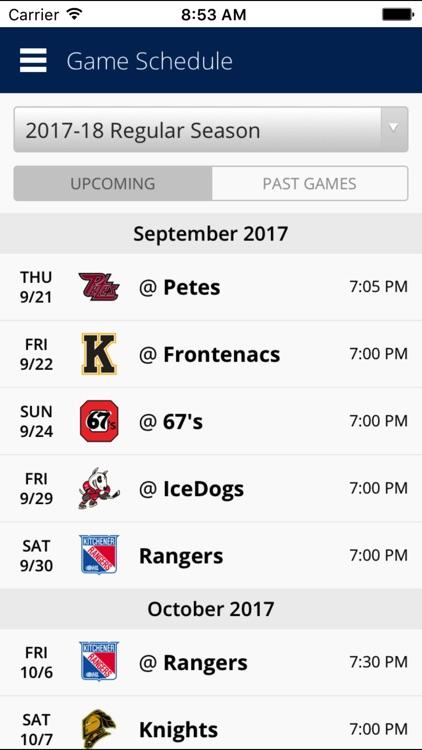 Erie Otters Mobile screenshot-3