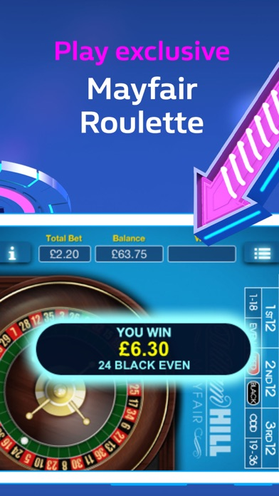 William Hill Vegas 5.0.0 IOS