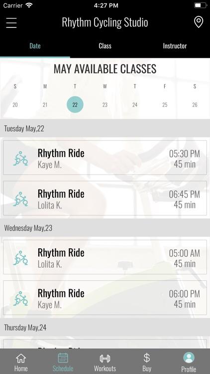 Rhythm Cycling Studio screenshot-6