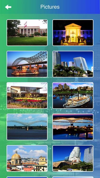 Memphis City Guide screenshot-4