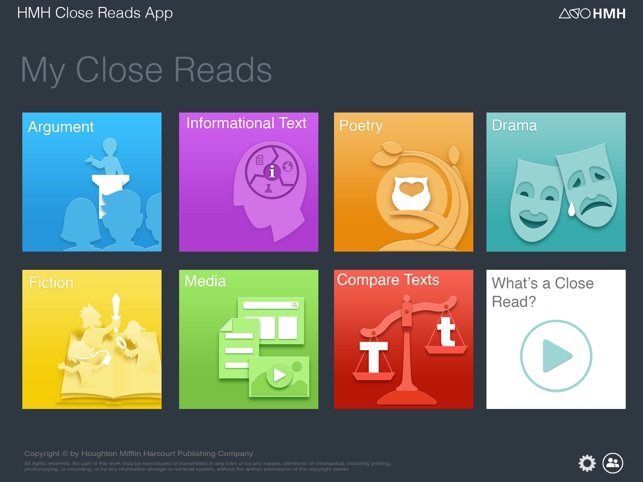 ‎HMH Close Reads: Grades 9–10 Screenshot