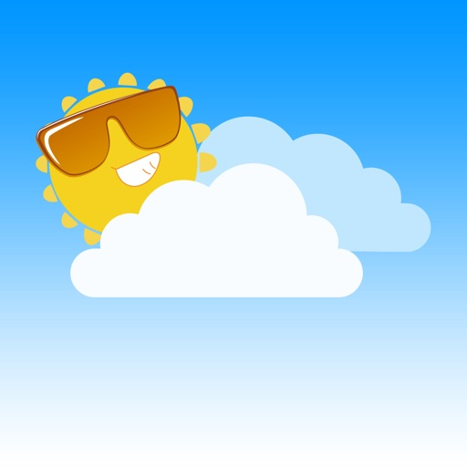 时时开心天气