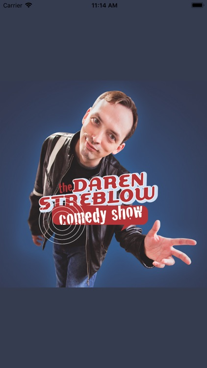 Daren Streblow Comedy Show screenshot-0