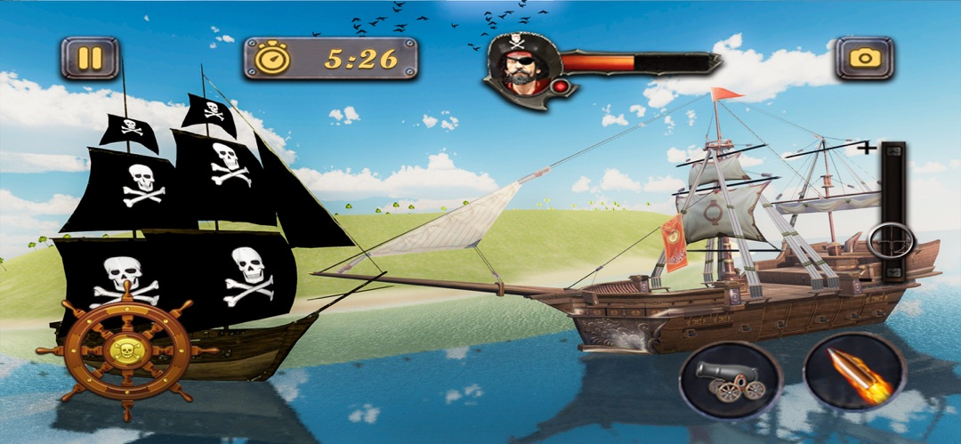 Pirate Ship Sea Battle 3D - Online Game Hack and Cheat