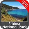 Rakiura NP GPS chart navigator