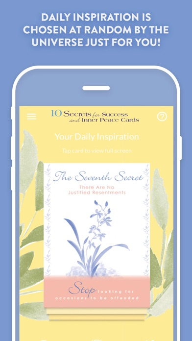 Screenshot for 10 Secrets for Success in United States App Store