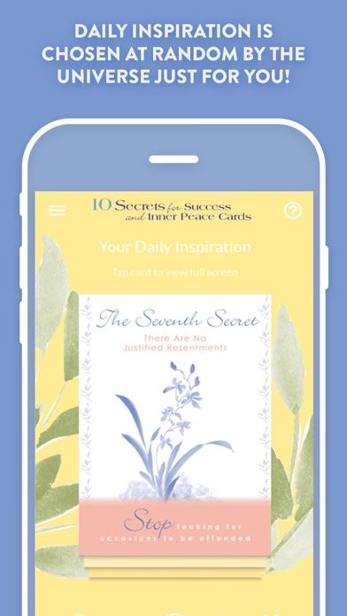10 Secrets for Success screenshot 2