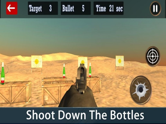 Master Target Bottle screenshot 5