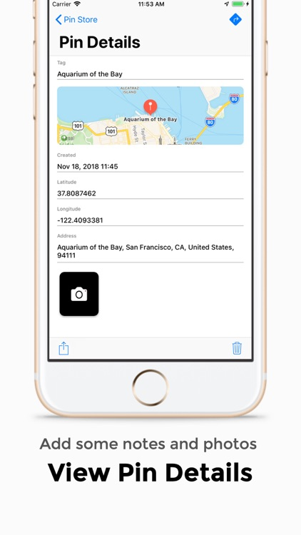 PinTrip: Mark Your Places