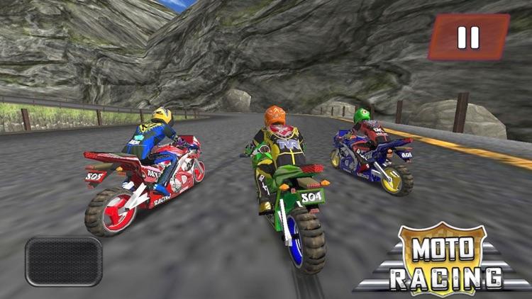 Moto Fever Bike Racing screenshot-3