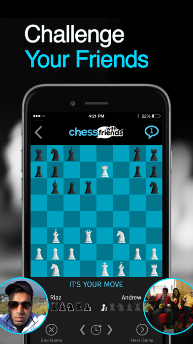 Chess With Friends Screenshot