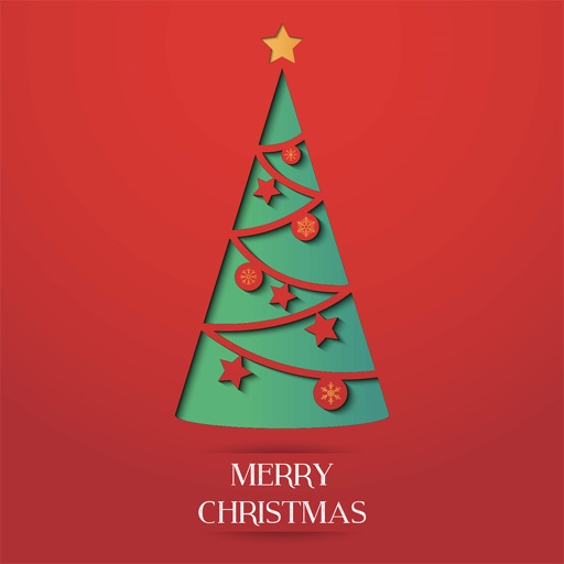 All about Christmas Card icon