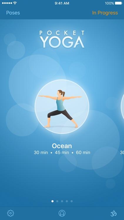 Pocket Yoga screenshot-0