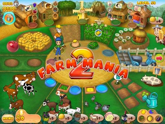 Ферма Мания 2 на iPad