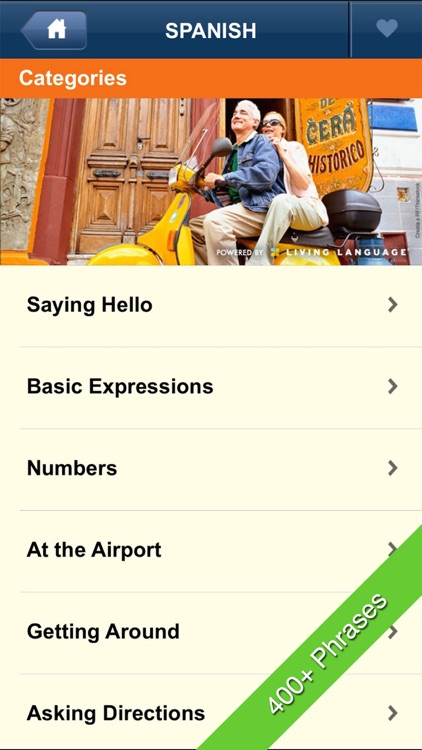 Fodor's Travel Phrases screenshot-2