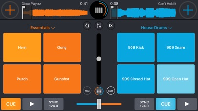 Cross DJ Pro screenshot 5