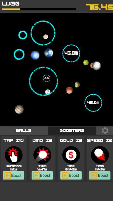 Idle Balls 2-Break Color Rings screenshot three