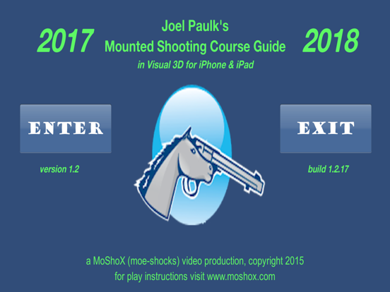 Mounted Shooting Course Guide-ipad-0