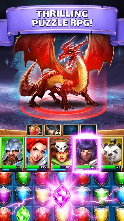 Empires & Puzzles: RPG Quest screenshot-0