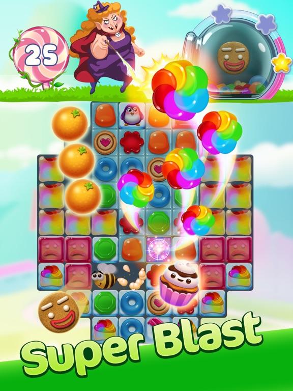 Jellipop Match для iPad