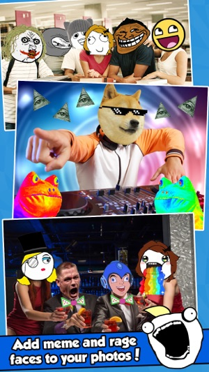 300x0w instameme! photo editor with funny meme stickers on the app store
