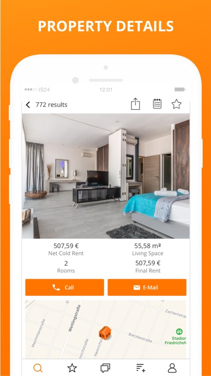ImmobilienScout24: Real Estate screenshot-4