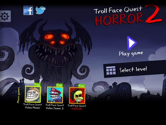 Troll Face Quest Horror 2 screenshot 6