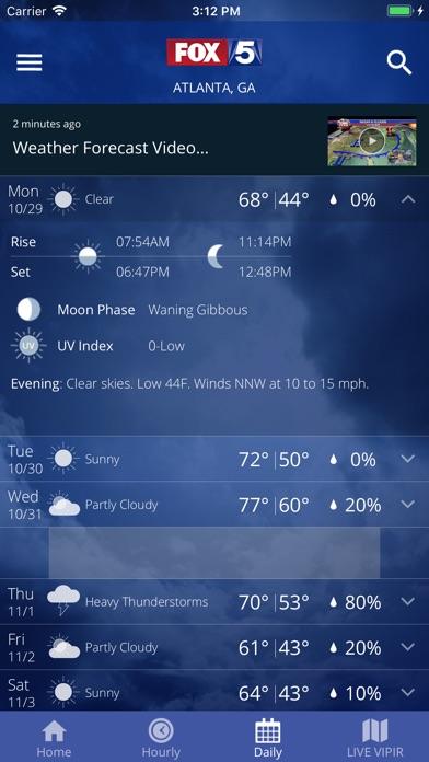 FOX 5 Storm Team Weather for Windows