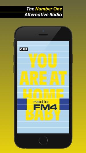 Radio Fm4 Im App Store