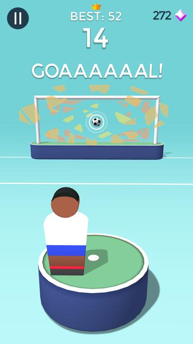 Pop Shot! Soccer screenshot 3
