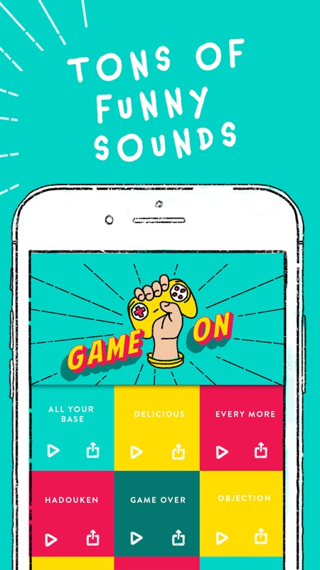 Meme Soundboard App