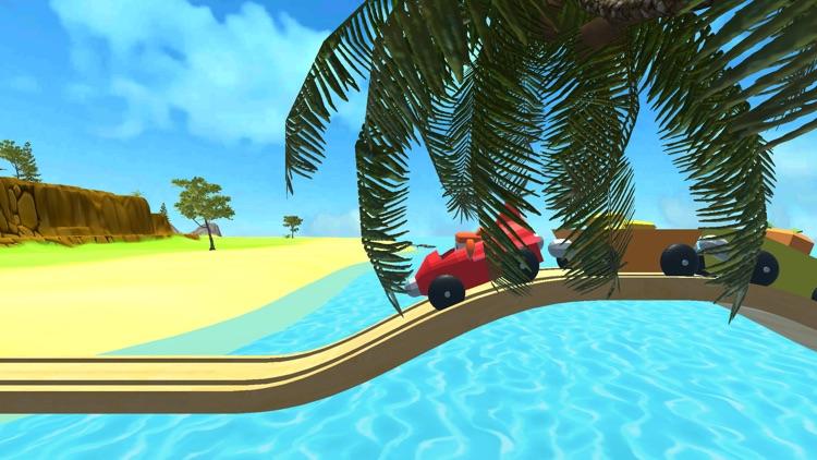Baby Train 3D Premium screenshot-4