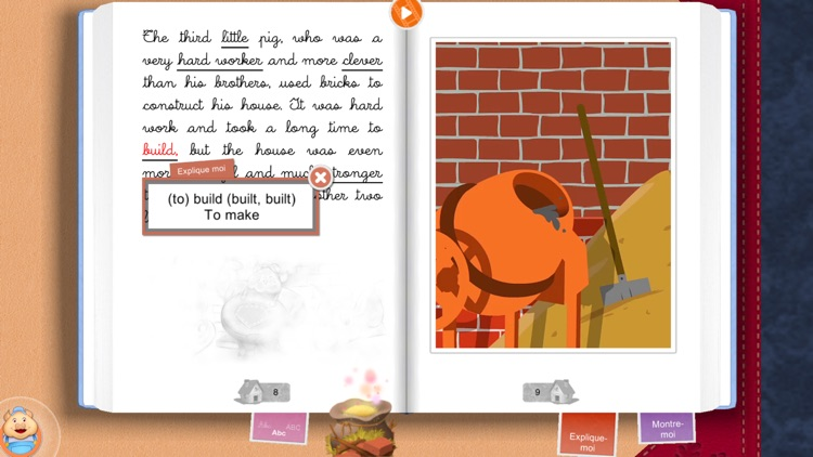 The 3 Little Pigs - Discovery screenshot-3