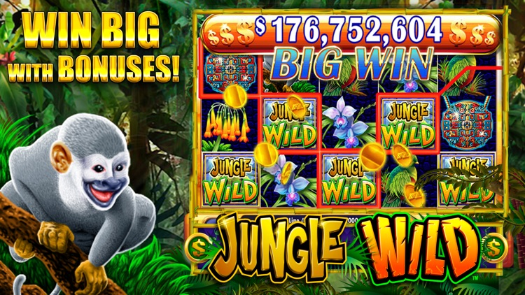 Slots: Jackpot Party Casino screenshot-4